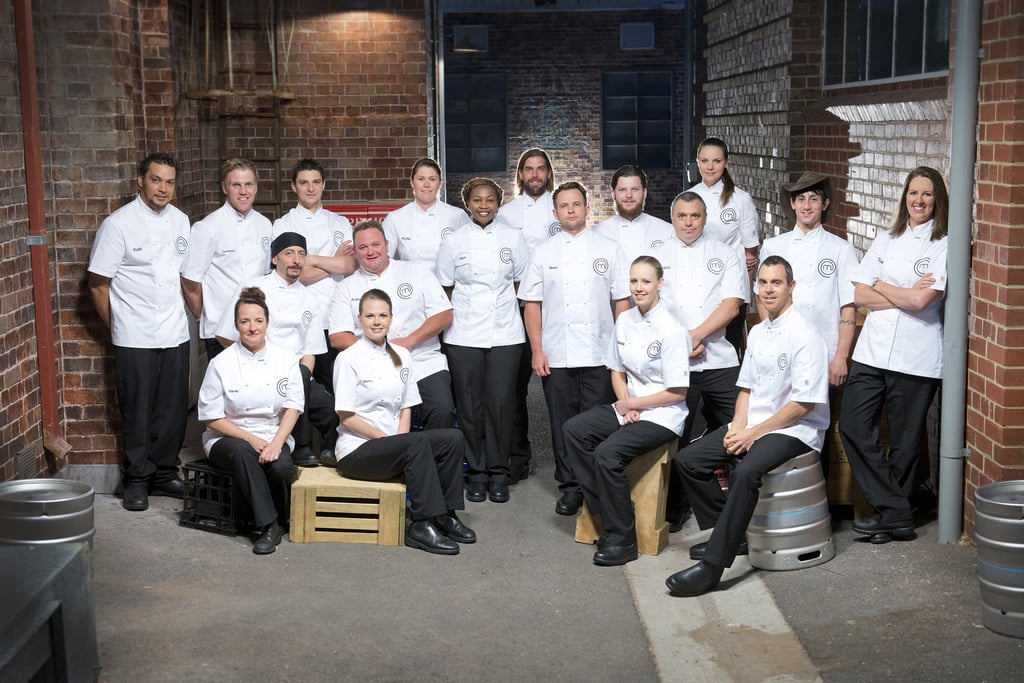 Meet the Contestants From MasterChef: The Professionals