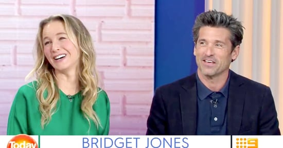 Patrick Dempsey Accidentally Talked About Erections on Morning TV