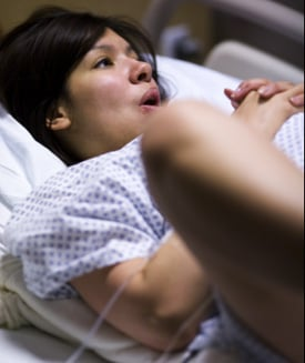 Women in Labor Can Drink Clear Liquids
