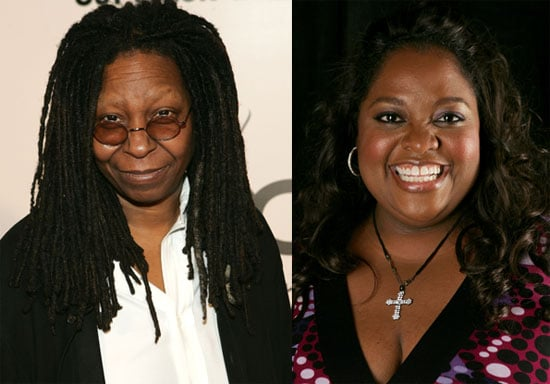 Sherri Shepherd Brings Up Whoopi's Snub on The View