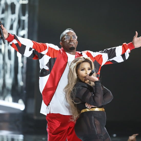 Diddy's Bad Boy Reunion at BET Awards 2015