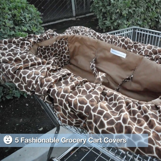 5 Grocery Cart Covers For Kids