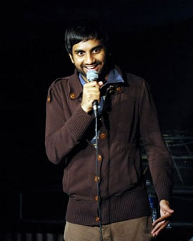 Interview with Aziz Ansari of Scrubs, Human Giant, and Public Service with Amy Poehler