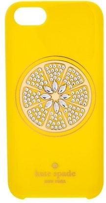 Sparkle Lemon iPhone 5 Case
