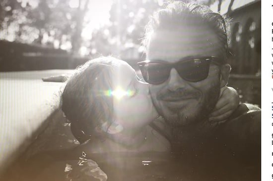 David And Victoria Beckham Posted The Sweetest Birthday Wishes To Harper