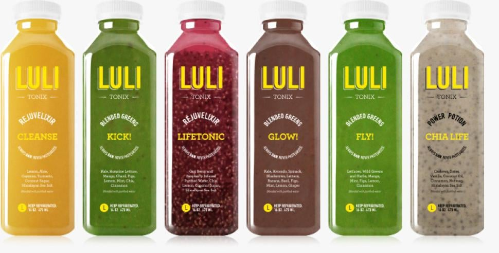 Lulitonix Blended Greens