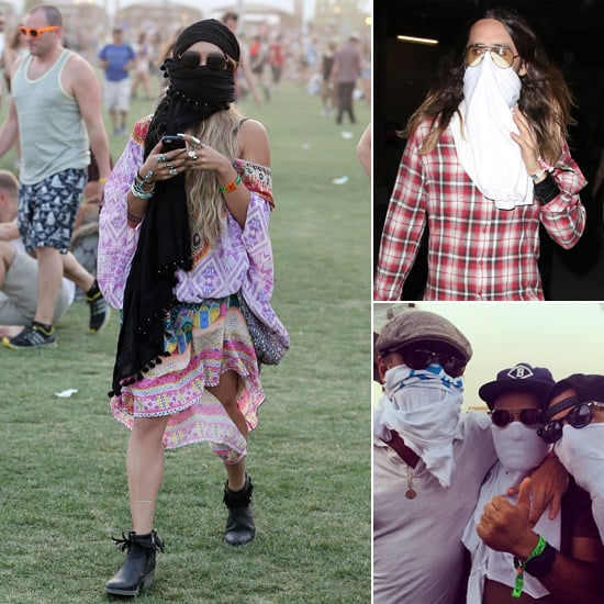 Can You Guess the Stars in Disguise at Coachella?