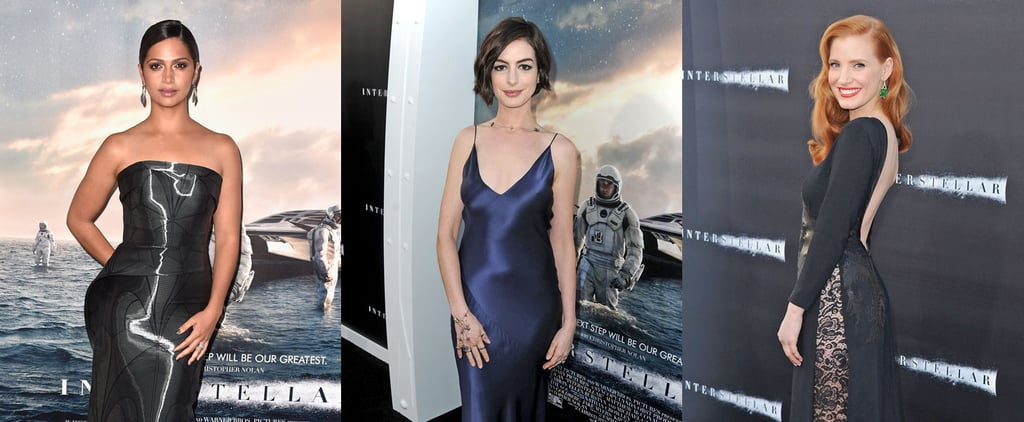 Interstellar's Premiere Style Was Out of This World