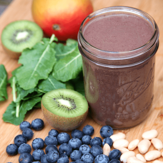 Smoothie Recipe For Healthier Hair