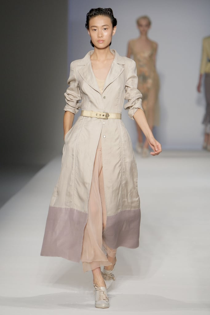 Milan Fashion Week: Alberta Ferretti Spring 2010