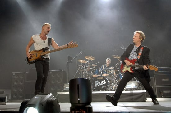 What's Your Favorite Song by The Police?