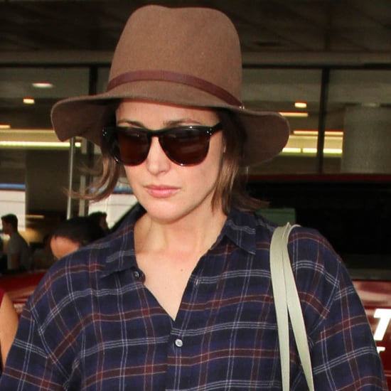 Rose Byrne Pregnant With First Child