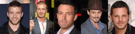 What Celebrity Would You Want to Kiss at the Stroke of Midnight?