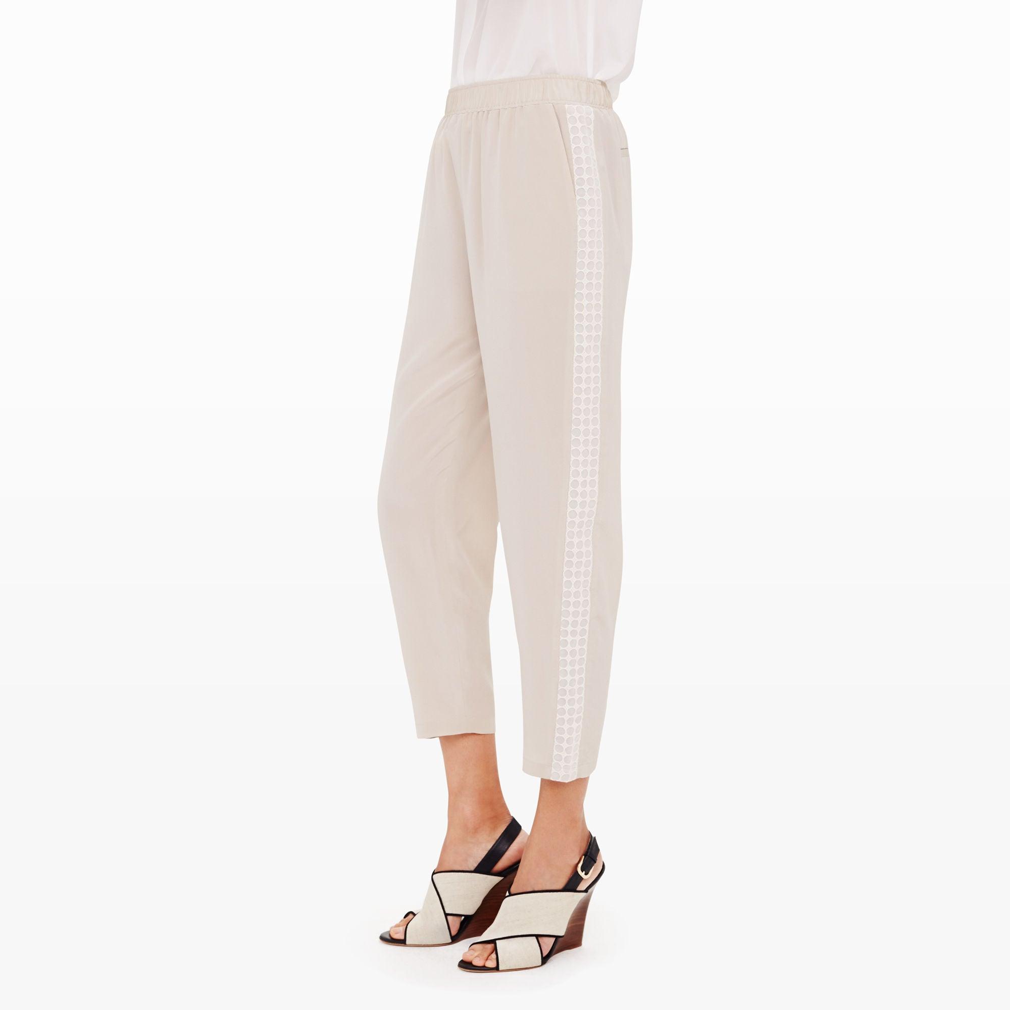 Club Monaco Maribella Silk Pant ($160)