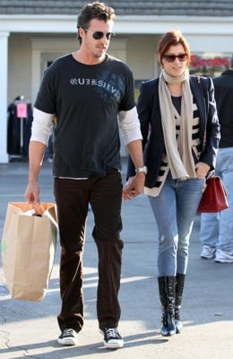 Kate Walsh's Shopping Outfit.