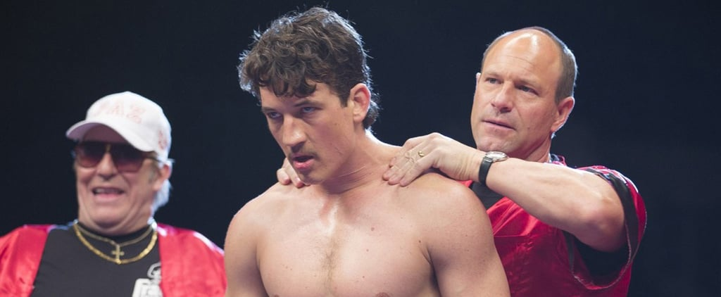 Miles Teller Is Bruised, Broken, and Half-Naked in the Inspirational Bleed For This Trailer