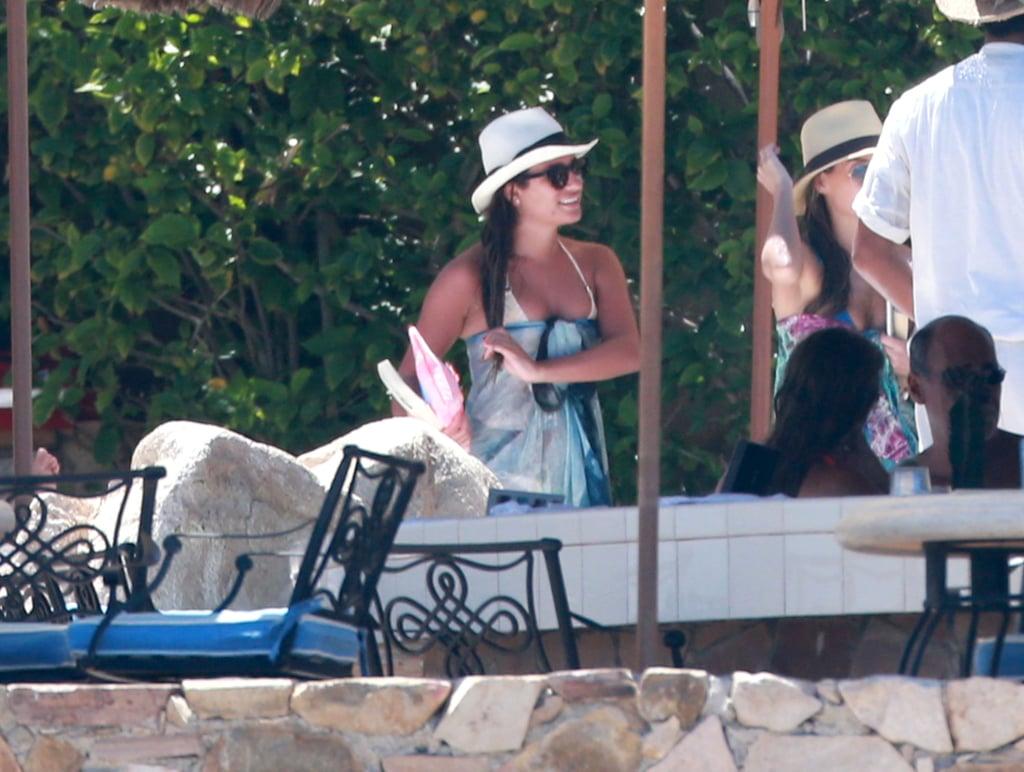 Lea Michele's Bikini-Filled Summer Continues