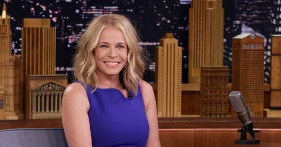 Chelsea Handler Wants Jimmy Fallon to Know the Truth About Periods