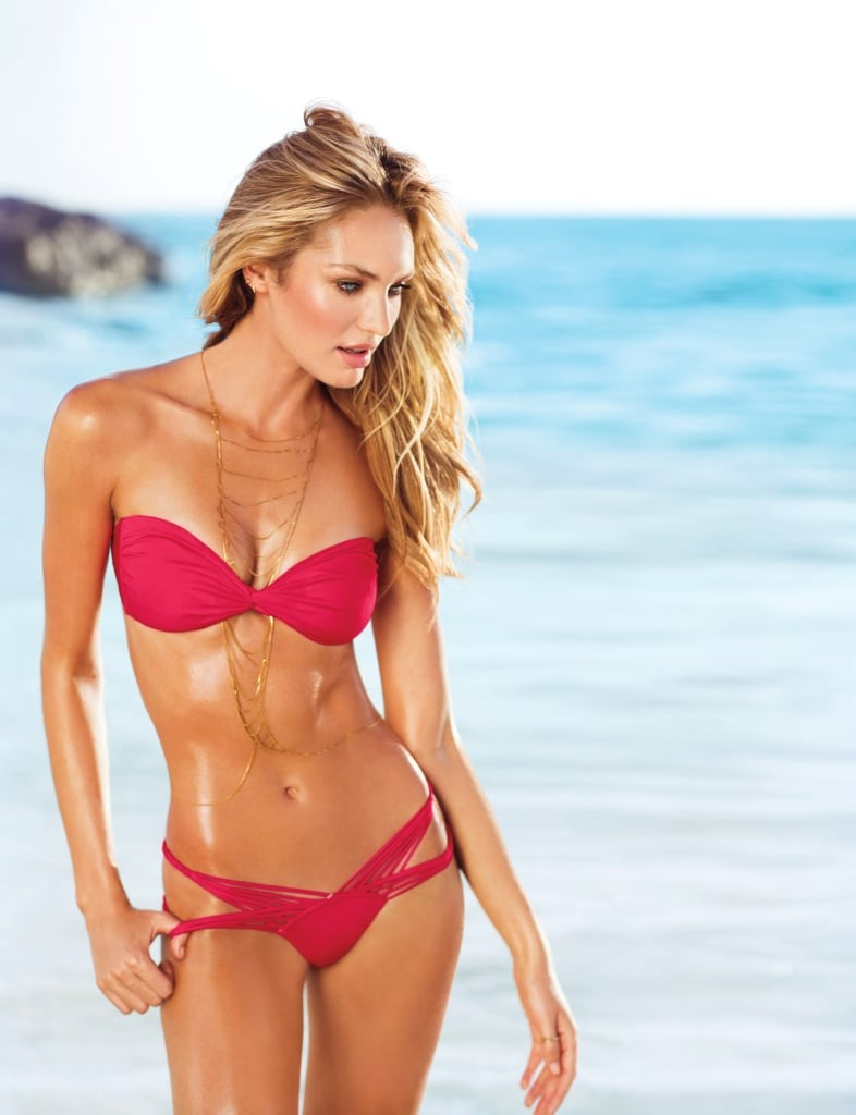 The first issue of the Victoria's Secret Swim 2013 catalog.