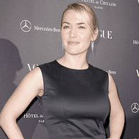 Pictures of Kate Winslet at Vogue Cocktail Party at Beginning of Paris Fashion Week