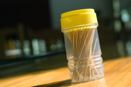 Poll: How Do You Feel About Toothpicks in Restaurants?