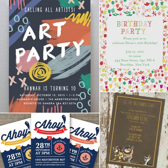 You're Cordially Invited . . . to the Birthday Party of the Year!