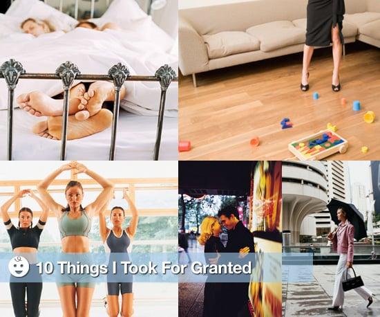 10 Things I Took for Granted Before Children
