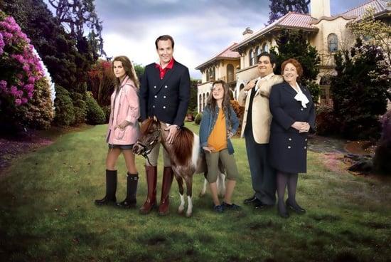 Preview Clip of Fox Comedy Running Wilde Starring Will Arnett
