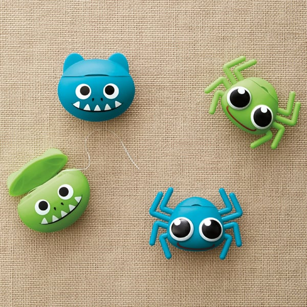 Spider and Monster Dental Floss