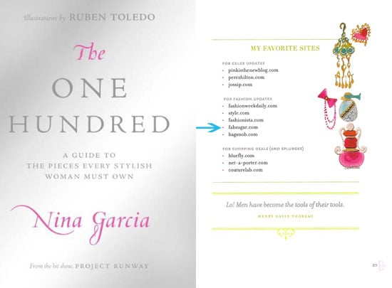 Fab Read: The One Hundred by Nina Garcia