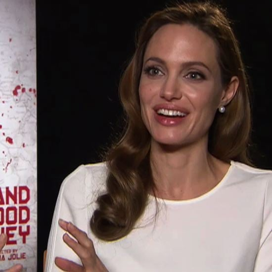 Angelina Jolie in Germany For Berlin Film Festival (Video)