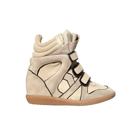 Trainers, approx $655, Isabel Marant at Luisa Via Roma