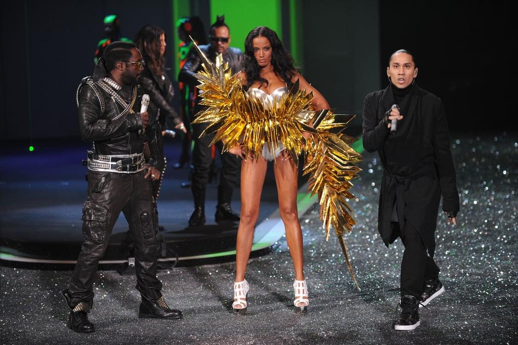 Photos of the Victoria's Secret Fashion Show
