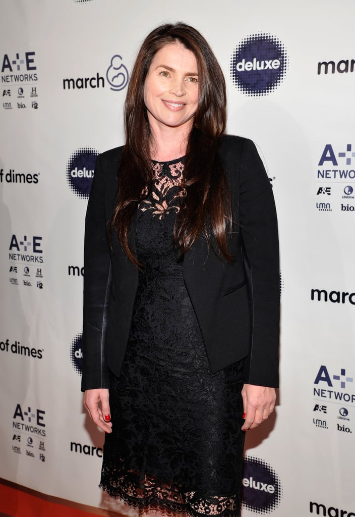 Julia Ormond attended the March of Dimes event.