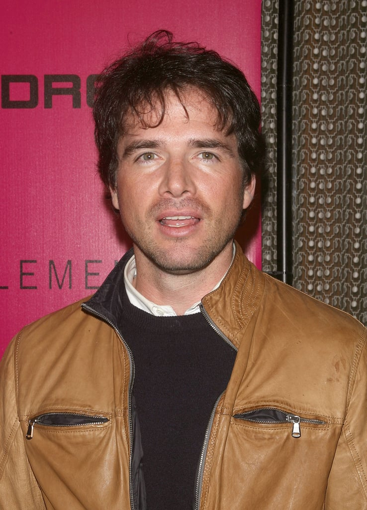 Matthew Settle was among the lucky attendees at the Victoria's Secret Fashion Show afterparty.
