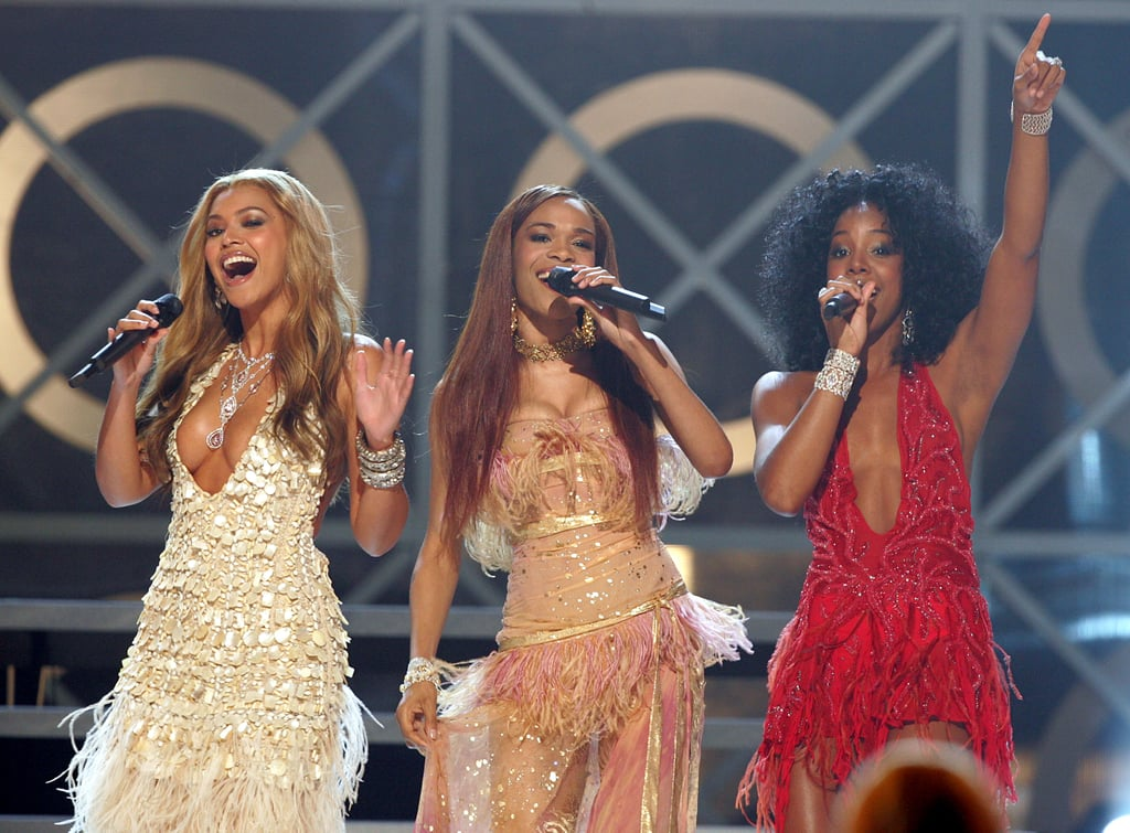 Destiny's Child performed at the December 2004 event.