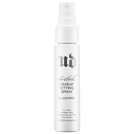 Urban Decay De-Slick Oil-Control Makeup Setting Spray