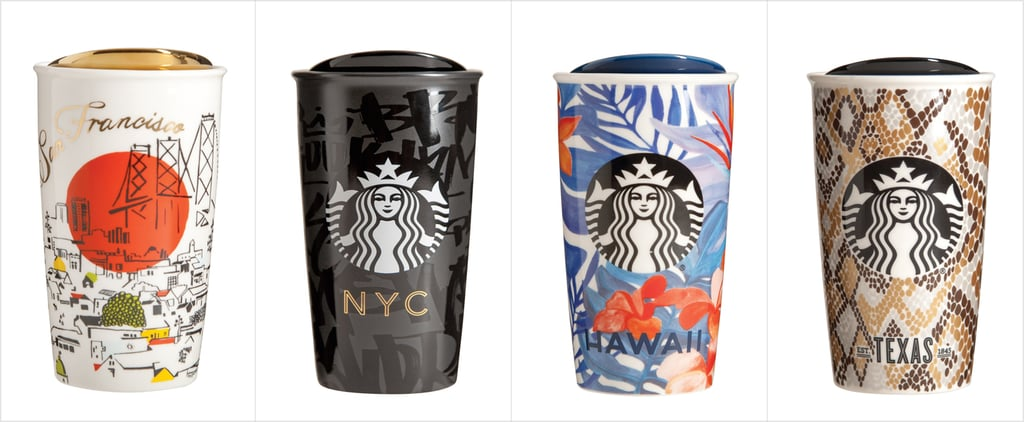 26 Gift-Worthy Items From the New Starbucks Local City Collection