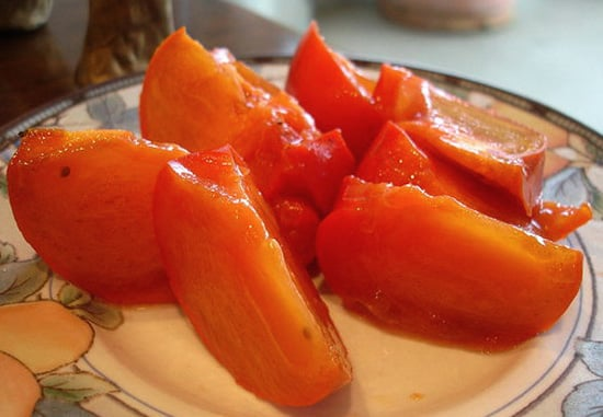 Learn to Love Persimmons, High in Vitamins A and C
