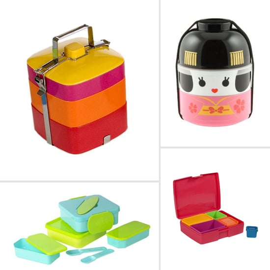 A Place For Everything: Bento Boxes Keep Lunches Neat and Fun For School