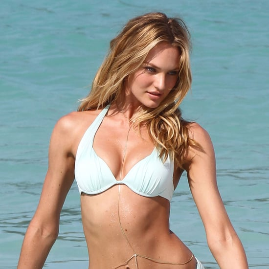 Candice Swanepoel in a Bikini in St. Barts | Photos