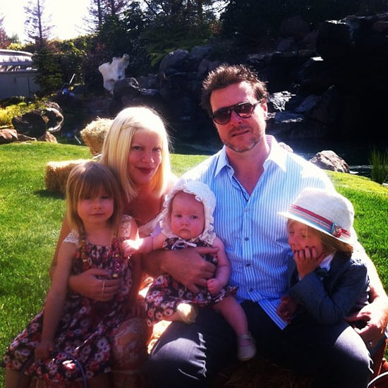 Tori Spelling Reveals Disappointment Over Baby Hattie's First Word