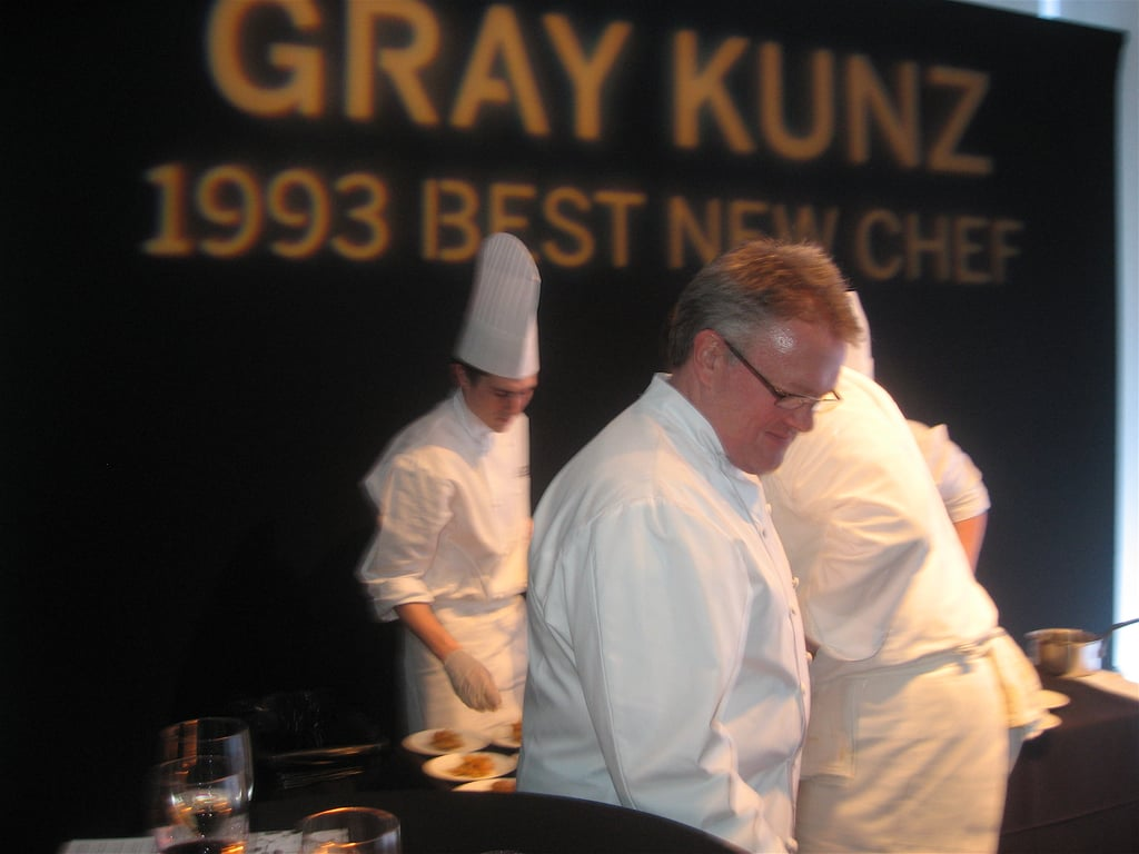 Gray Kunz's Poached Lobster