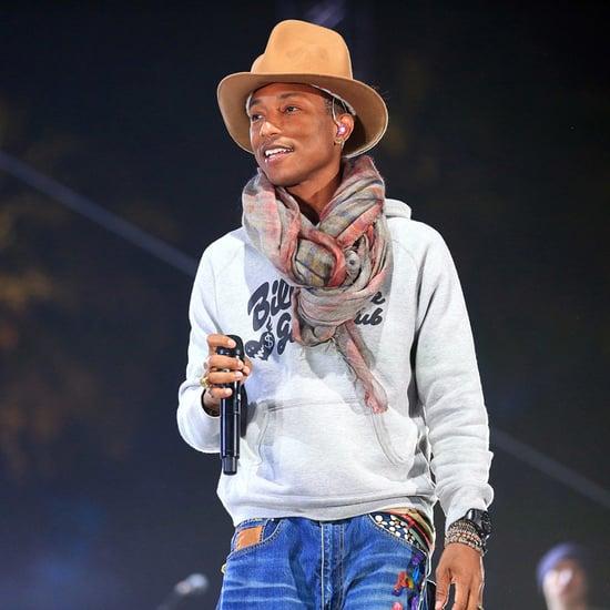 3-Year-Old Dances to Pharrell's Happy