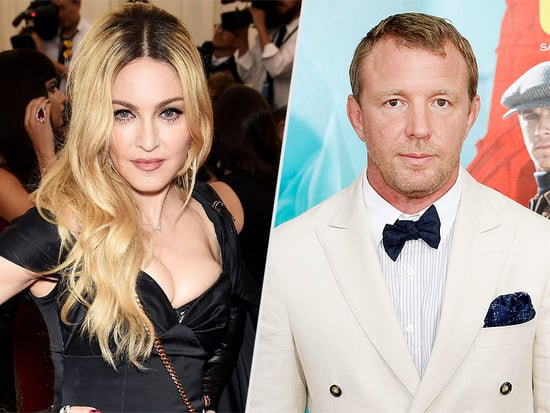 Guy Ritchie 'Thinks Madonna's Stern Parental Style Is Counterproductive': Source
