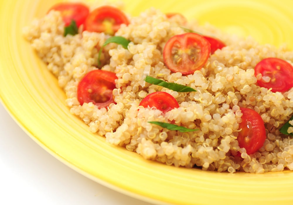 Swap This, For That: Rice for Quinoa