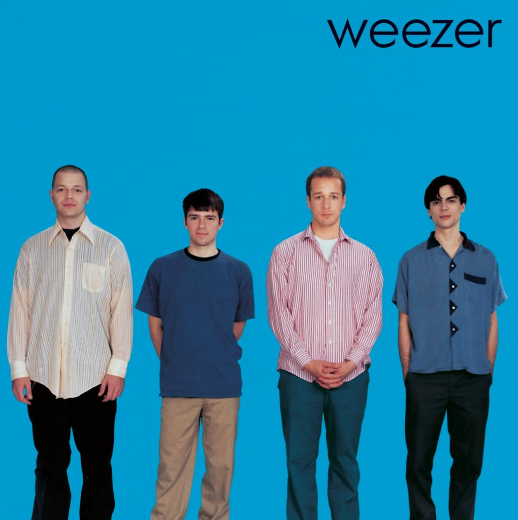 "The Blue Album by Weezer I was in middle school when Weezer's Blue album came out, and all I knew was that I liked ""Buddy Holly,"" and back in the day you had to buy the whole album if you wanted one single. I quickly became obsessed with every single song (especially ""Only in Dreams"" and ""The Sweater Song"") and over the course of almost 20 years (wow), I have managed to hang onto that disc, and still rock it every once in a while. It wasn't just the first album I ever bought, but it was my favorite for a long time — and it's still in my top five. — Shannon Vestal, entertainment editor"