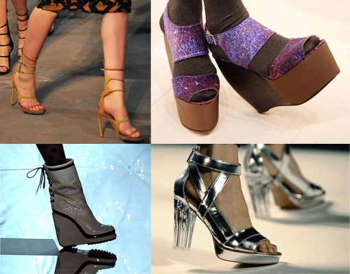 Pictures of Shoes From Fall 2011 New York Fashion Week