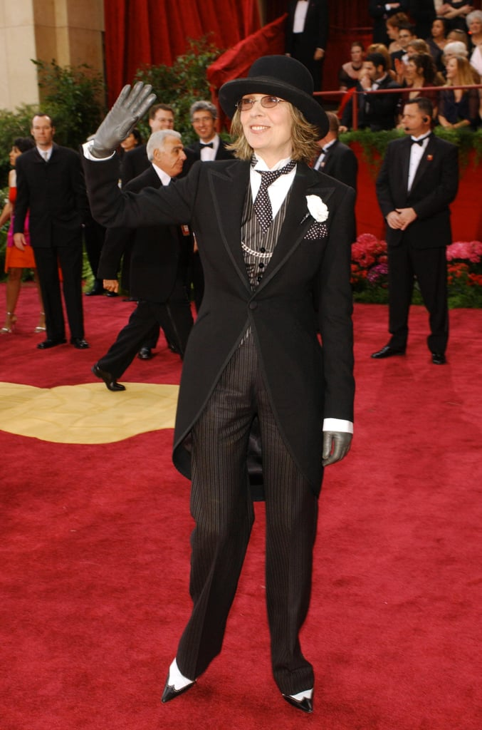 Pinstripes Take Over Red Carpet Best Dressed Lists