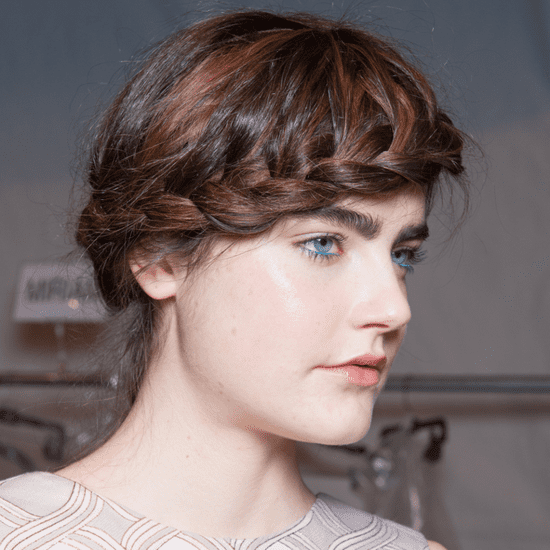 Creatures of the Wind Fall 2014 Hair   Runway Pictures